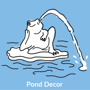 Pond Décor