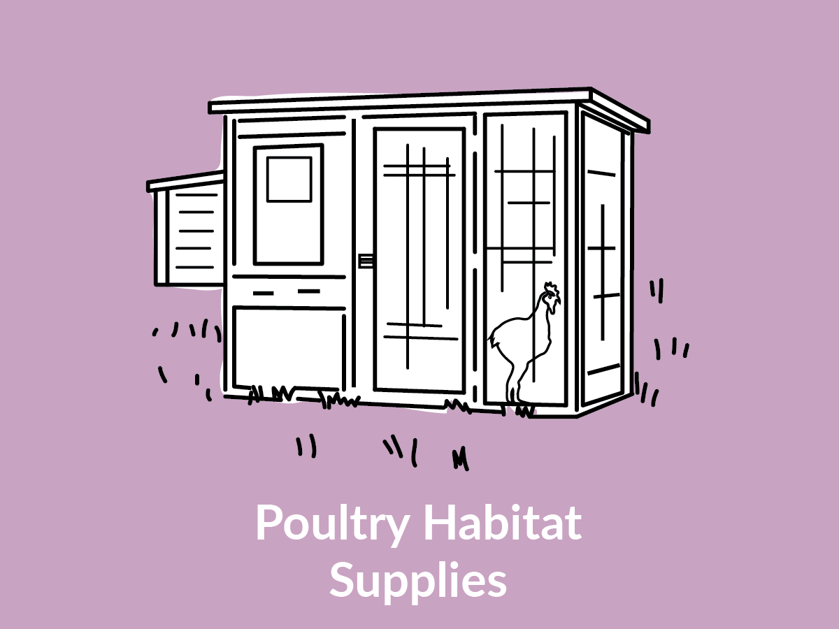 Poultry Habitat Supplies