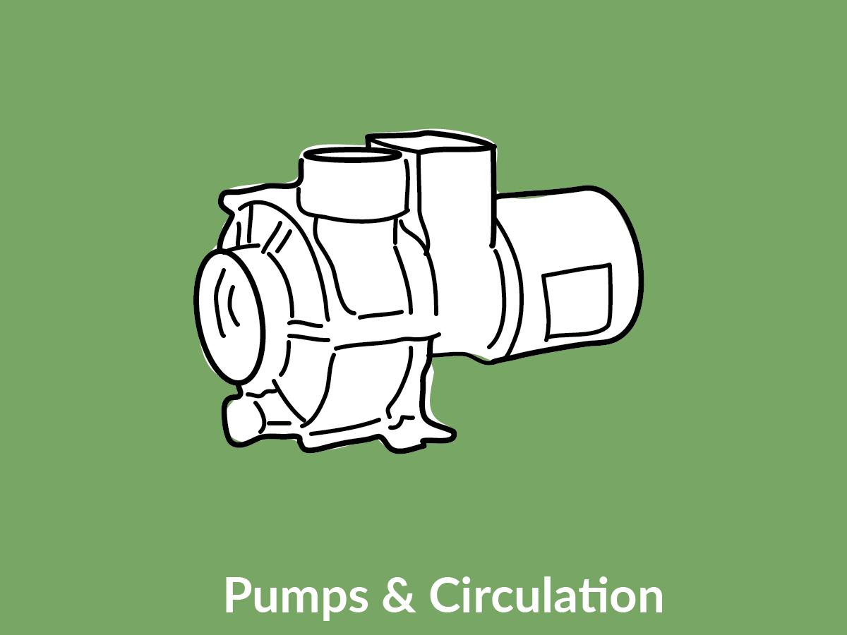 Pumps & Circulation