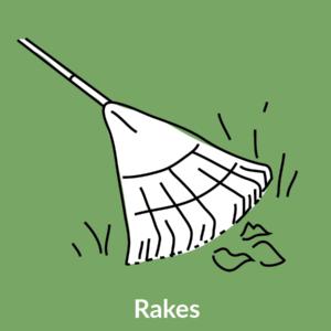 Rakes