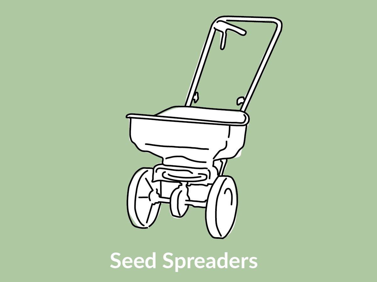 Seed Spreaders
