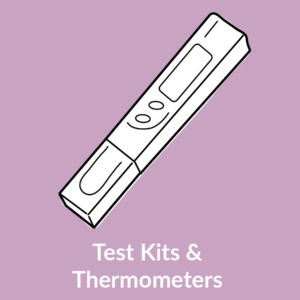 Test Kits & Thermometers