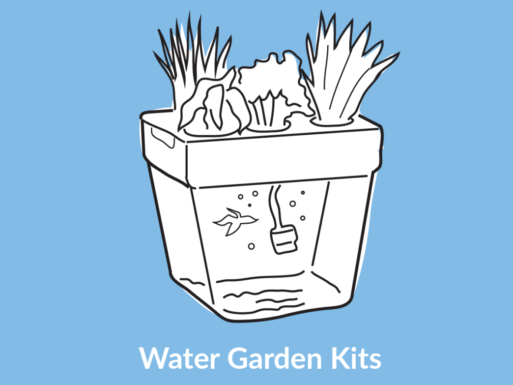 water garden kit