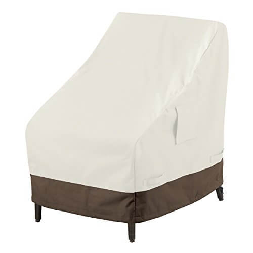 AmazonBasics High-Back Chair Patio Cover