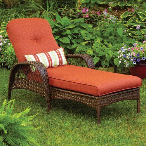 Better Homes And Gardens Azalea Ridge Chaise Lounge Insteading