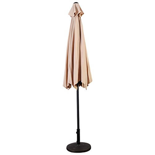 Giantex 10 Ft Patio Umbrella