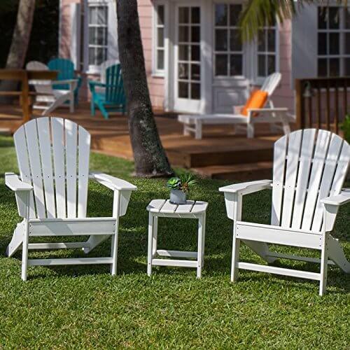 POLYWOOD South Beach Adirondack Chair