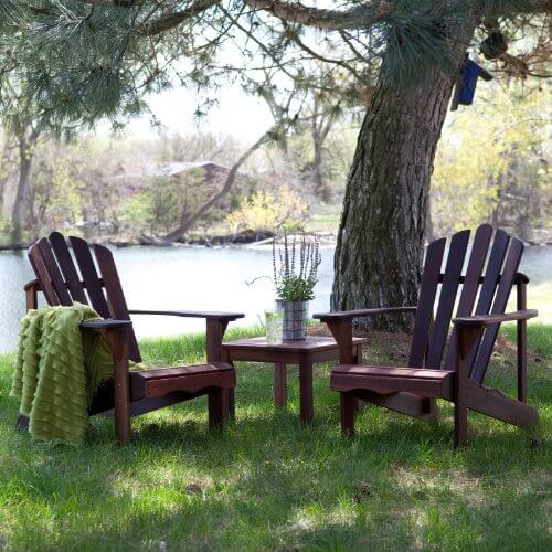 Genial Richmond Adirondack Chair Set ...