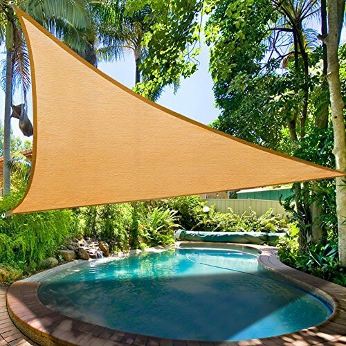Shade Amp Beyond 12 Ft X 12 Ft X 12 Ft Triangle Patio Sun