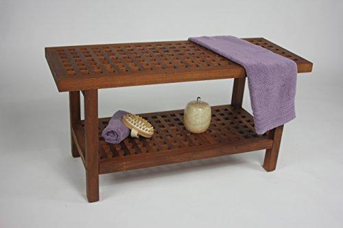 dp shelf amazon com with set bench handmade barnwood reclaimed