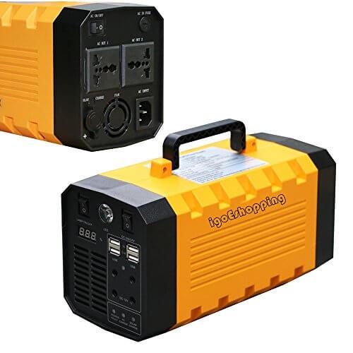 portable rechargable uninterruptible power supply ups portable power generators47 portable