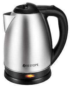 bestope electric tea kettle