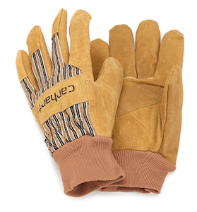 carhartt men's insulated glove with knit cuff