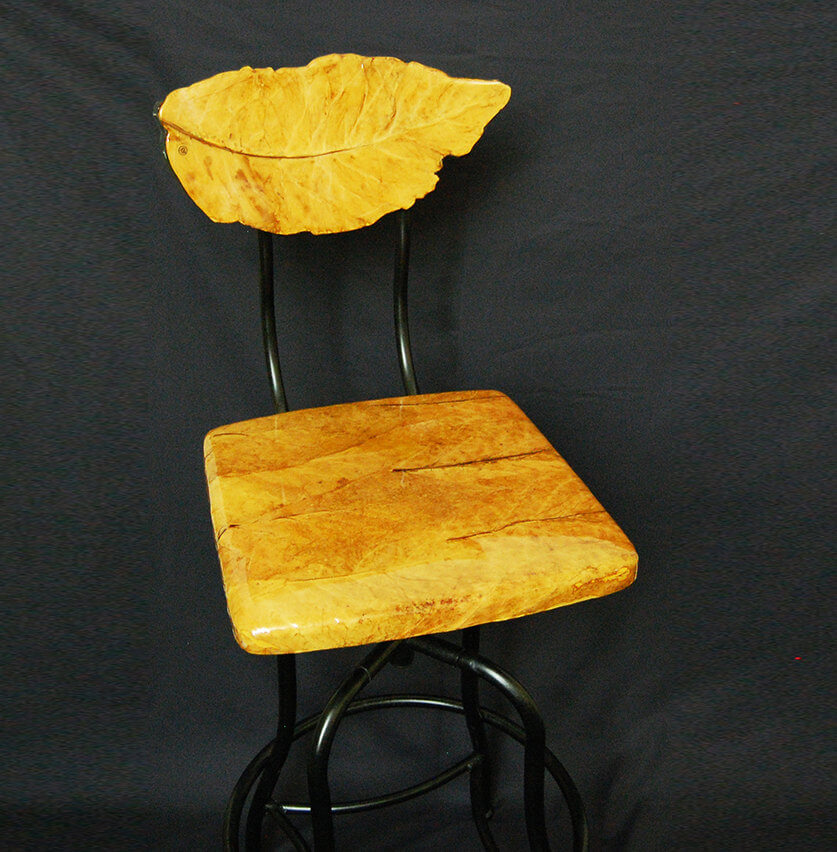 Flue-cured Tobacco Leaf Stool
