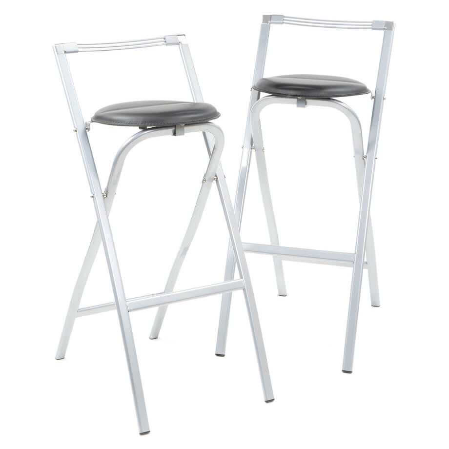 Foldable Metal Stool