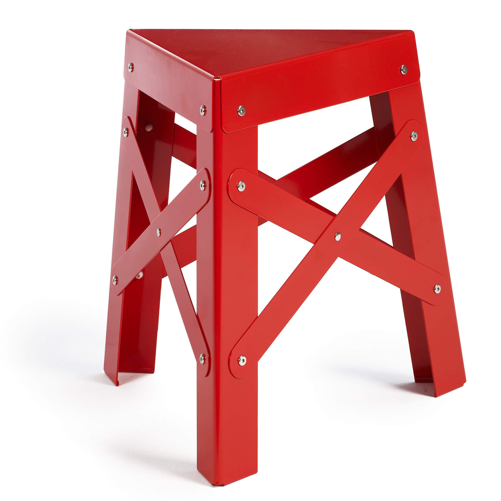 Metal Childrens Stool