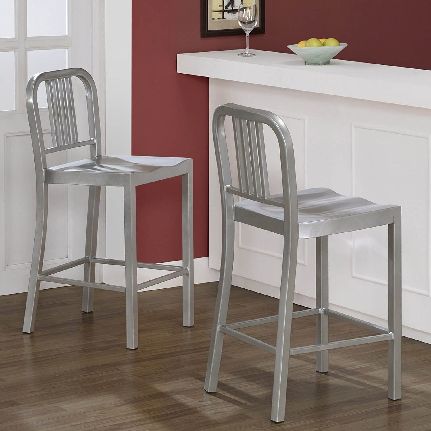 Metal Counter Stools