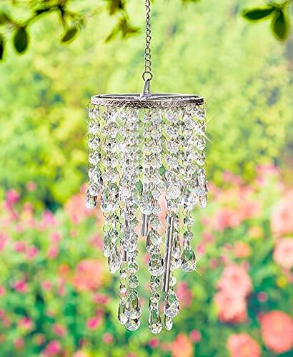 Crystal Chandelier Wind Chimes