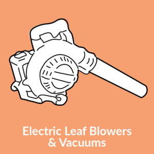 Electric Leaf Blowers & Vacuums