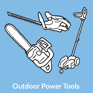 Outdoor Power Tools
