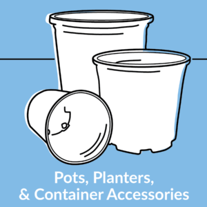 Pots, Planters & Container Accessories
