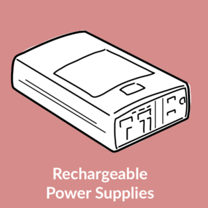 Rechargeable Power Supplies