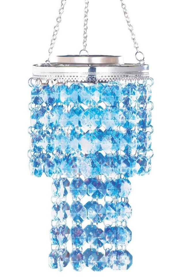 Solar Crystal Chandelier