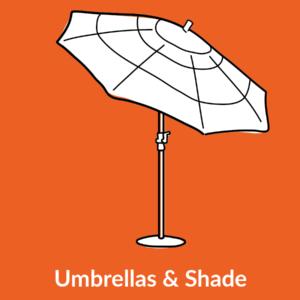 Umbrellas & Shade
