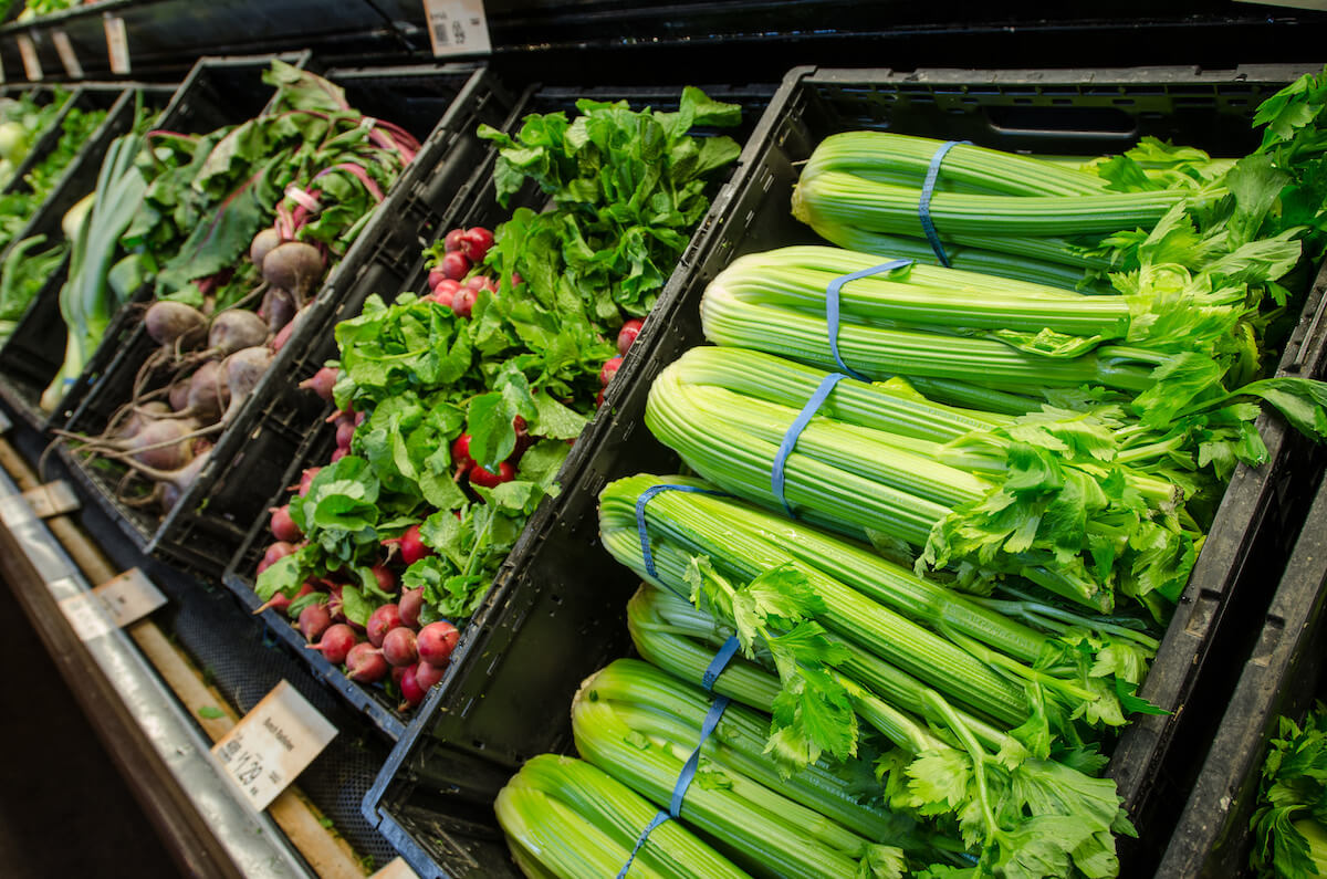 celery at store
