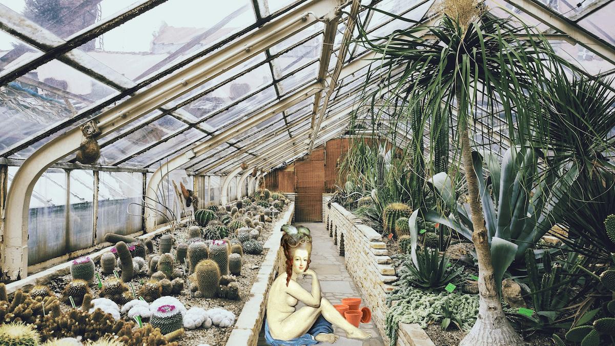marie antoinette world naked gardening day