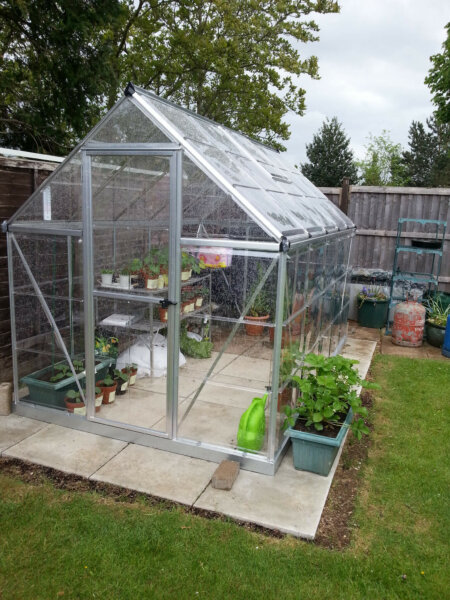 How To Choose A Greenhouse Material Insteading