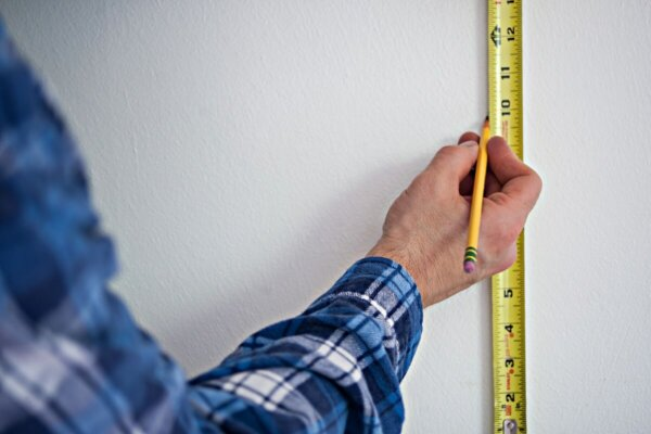 measuring for barn door