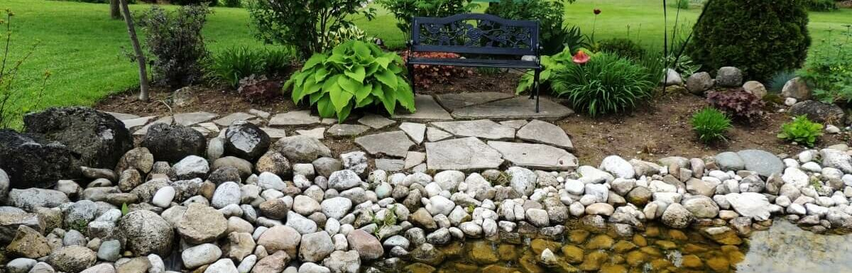 Rock Garden How To Build Your Own Insteading