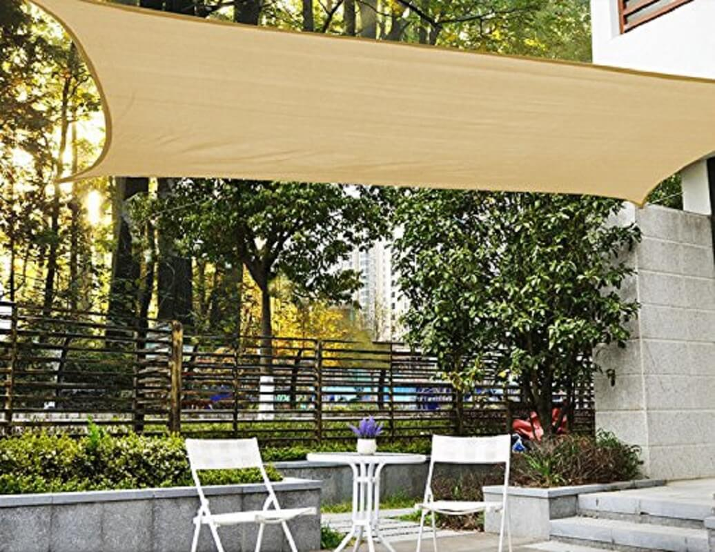 16'X20' Rectangular Shade Sail