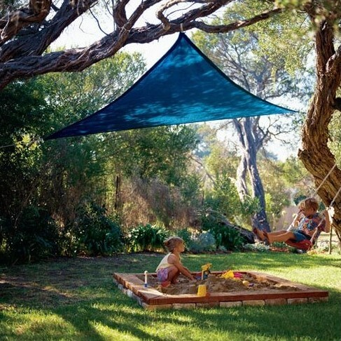 18' Triangular Shade Sail