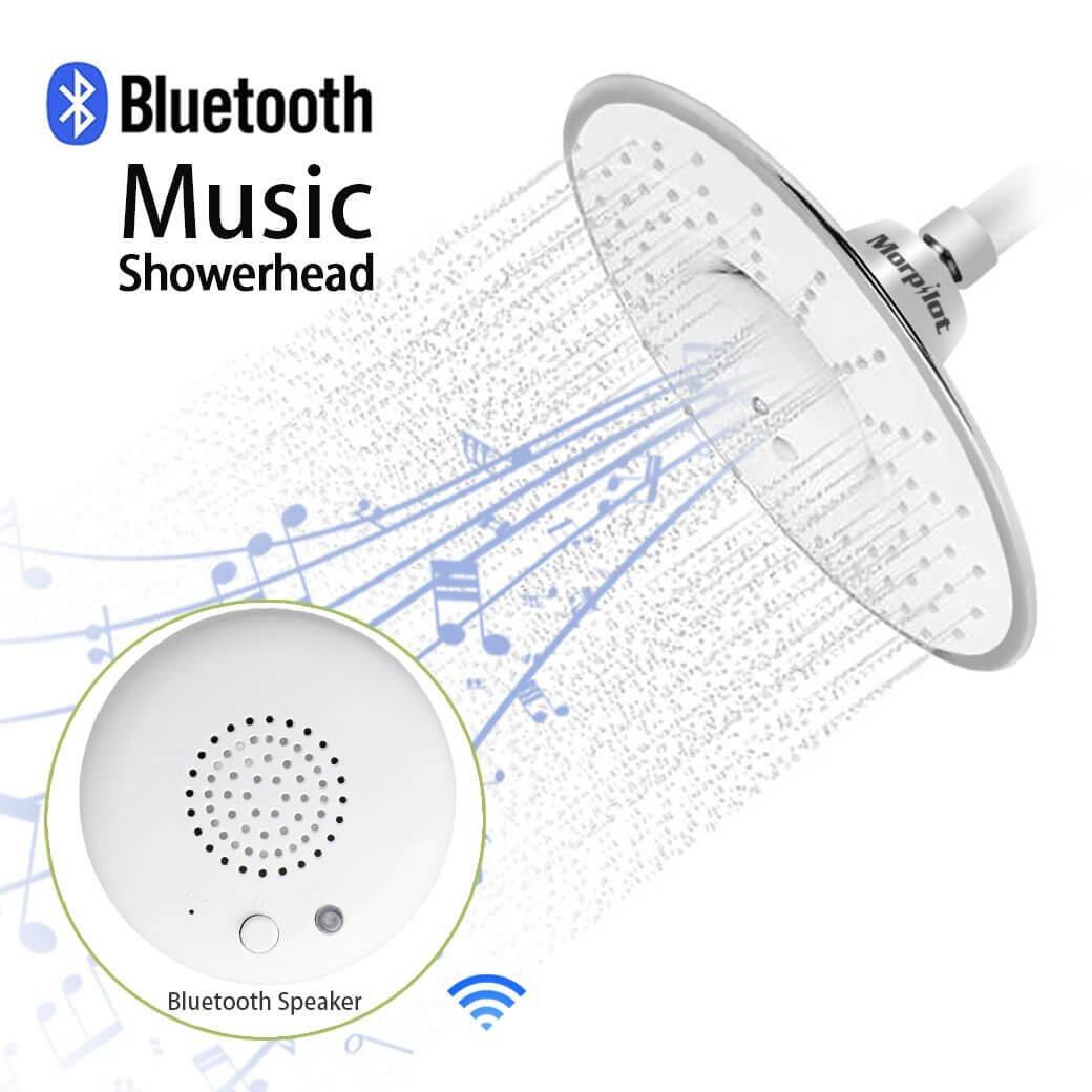 Bluetooth Musical Shower Head