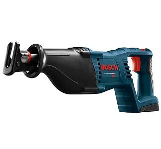 blue bosch reciprocating saw