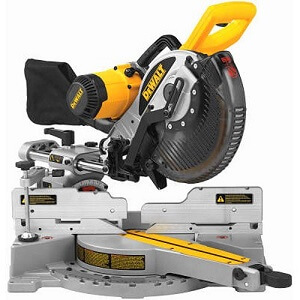 dewalt 10 inch yellow miter saw
