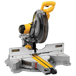 dewalt 12 inch yellow miter saw