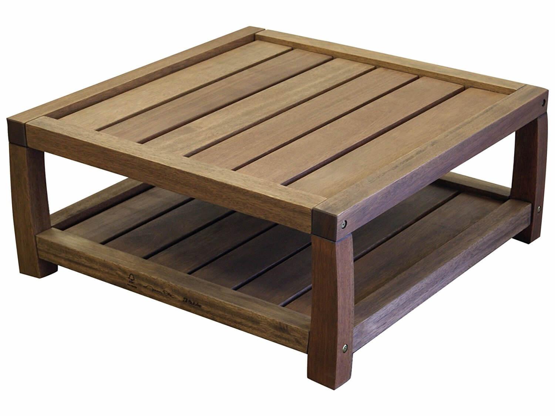 Eucalyptus Hardwood Coffee Table