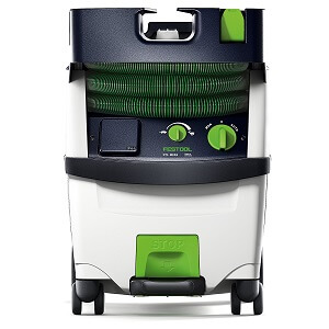 green festool shop vac