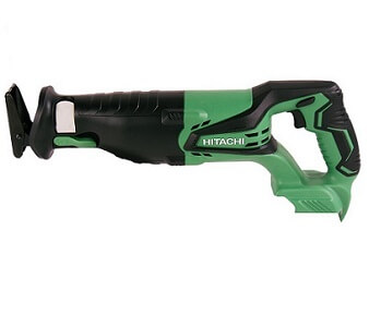 hitachi green reciprocating saw