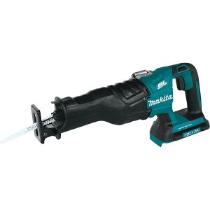 makita blue reciprocating saw