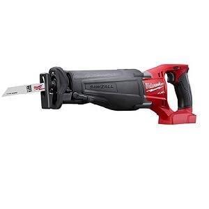 milwaukee red reciprocating saw