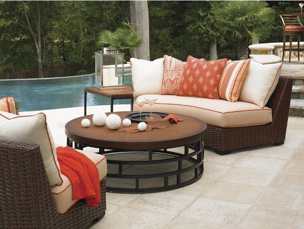 Outdoor Coffee Tables Insteading