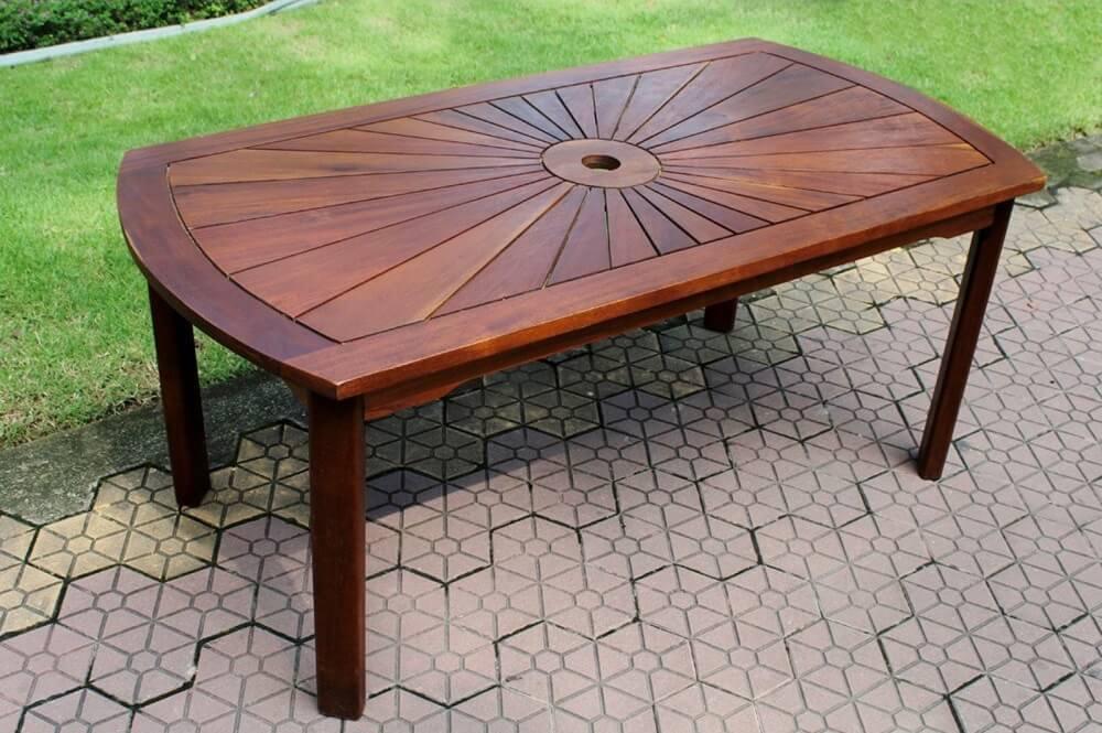 Sunburst Coffee Table