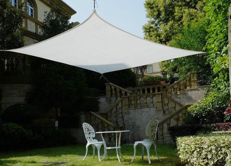 White Shade Sail