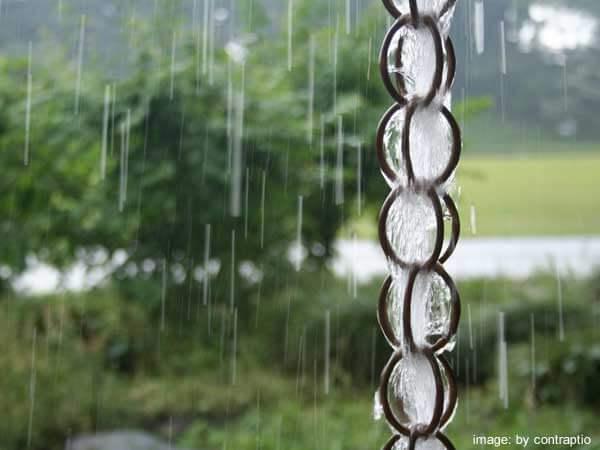 DIY Rain Chain Tutorials