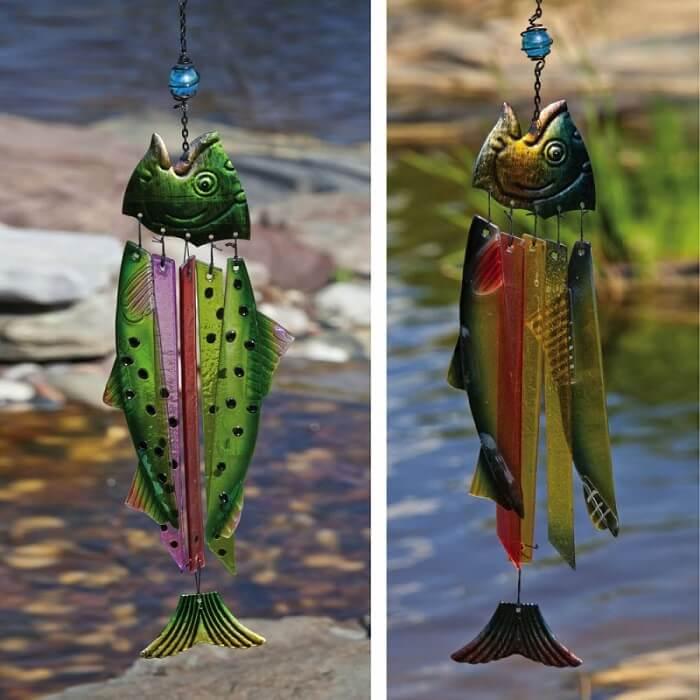 Fish Wind Chime