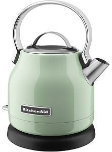 kitchen aid pistachio color electric kettle